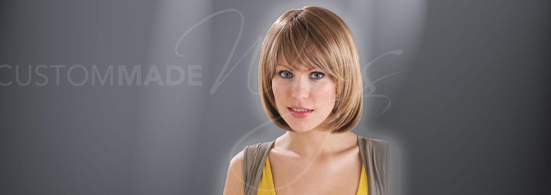 CUSTOM MADE, 100% HUMAN HAIR WIGS & HAIRPIECES