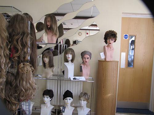 Wigs for Theatre