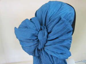 Head Wrap rear shot